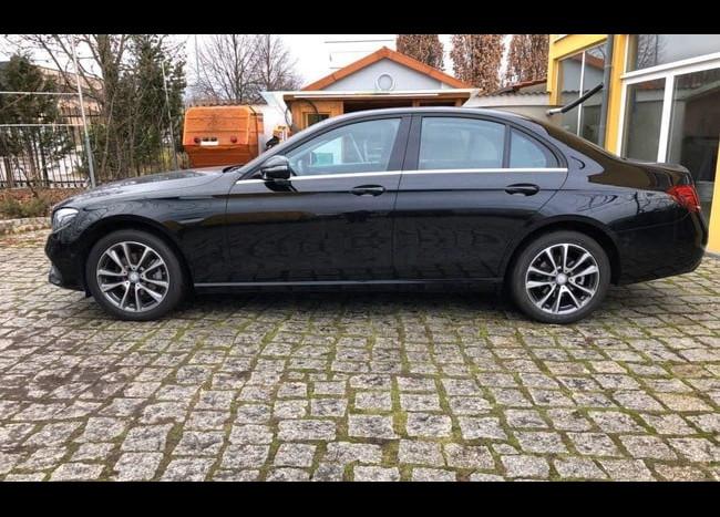 Mercedes w213 E250-1