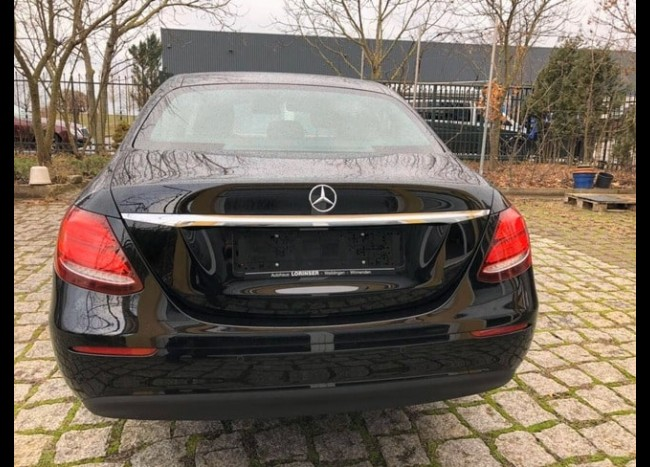 Mercedes w213 E250-2