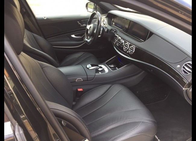 Mercedes w222 S350L AMG-4