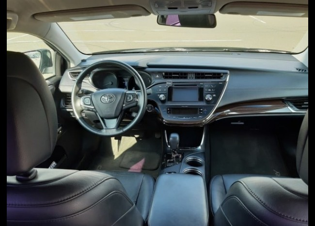 Toyota Avalon-4