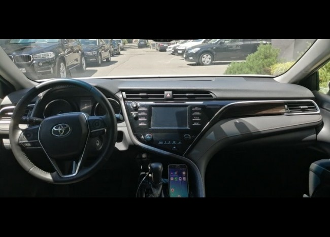 Toyota Camry v70-5
