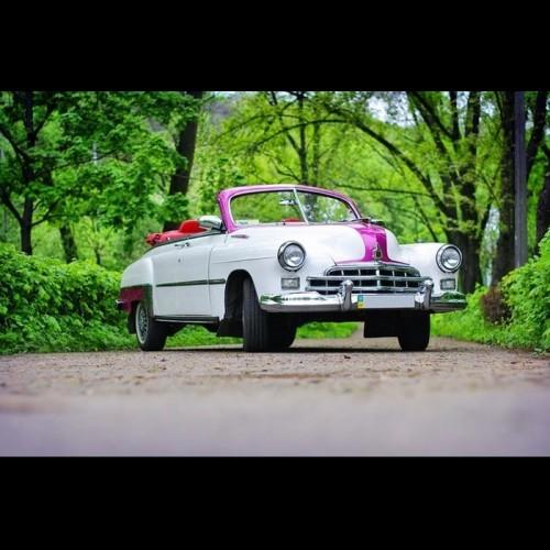 ЗИМ ГАЗ 12 кабриолет