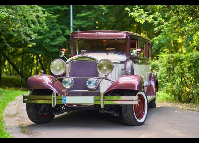 Ретро лимузин DeSoto (1928 г.)