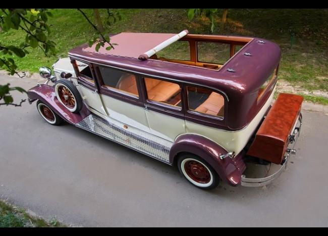 Ретро лимузин DeSoto (1928 г.)-4