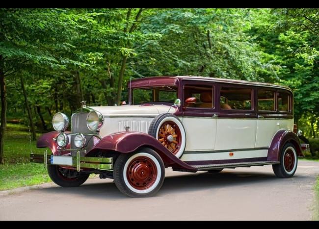 Ретро лимузин DeSoto (1928 г.)-3