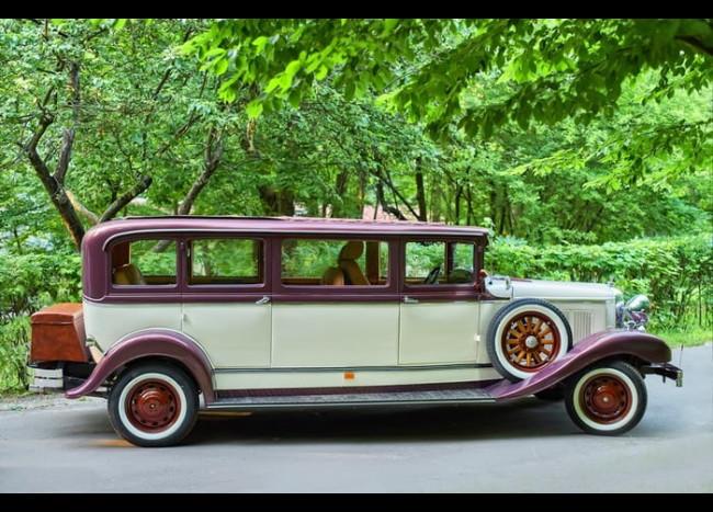 Ретро лимузин DeSoto (1928 г.)-5