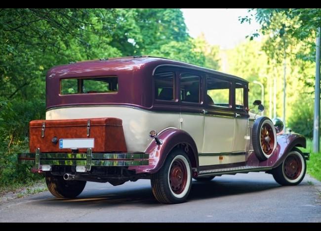 Ретро лимузин DeSoto (1928 г.)-6
