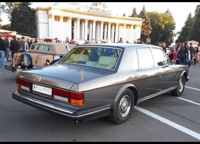 Rolls-Royce Silver Spirit (1984 г.)-3