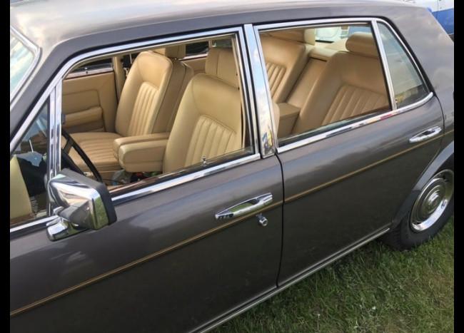 Rolls-Royce Silver Spirit (1984 г.)-5