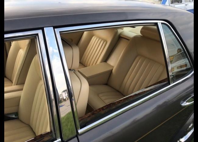 Rolls-Royce Silver Spirit (1984 г.)-7
