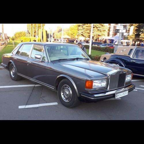 Rolls-Royce Silver Spirit (1984 г.)