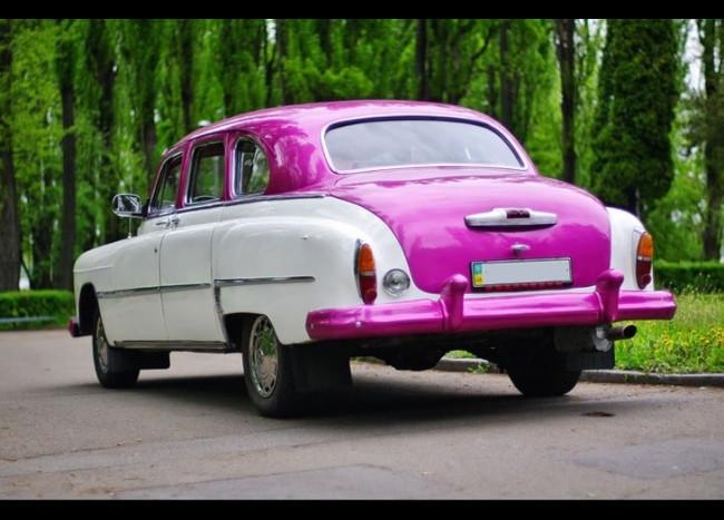 ЗИМ ГАЗ 12 (1953 г.)-4