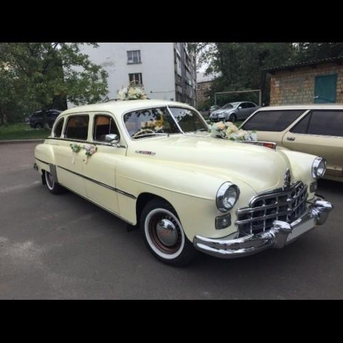 ЗИМ ГАЗ 12 (1958 г.)