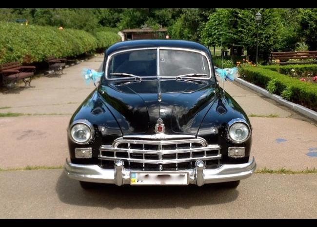 ЗИМ ГАЗ 12 (1958 г.)-5